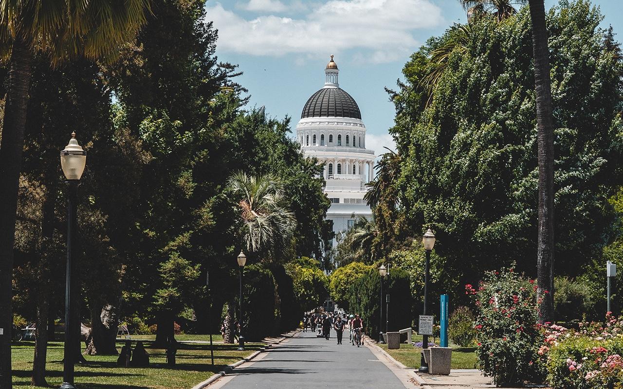 Image of downtown Sacramento